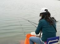 水温降低时钓手应该如何挑选钓点