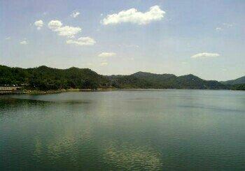 大海子水库