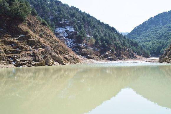 黄石崖水库