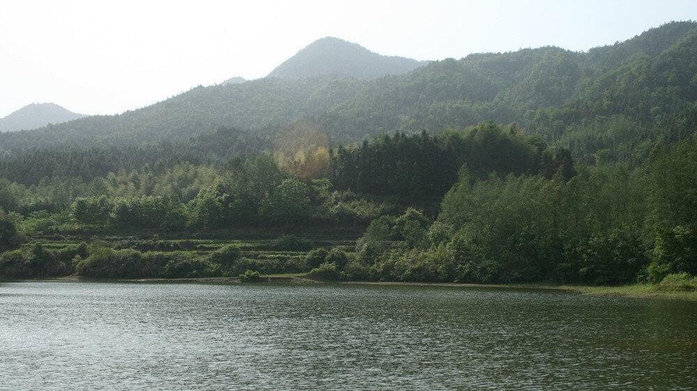 白石岭水库