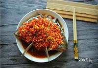 香辣鲜香美味剁椒鱼头的做法