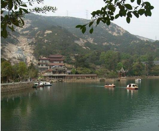 天柱寺水库