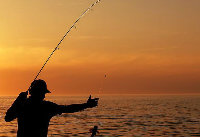 休闲钓鱼a