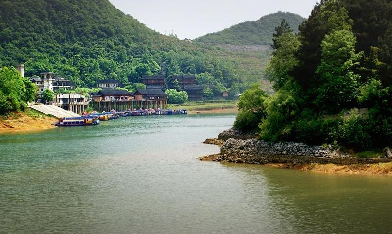 舒家岗子湖