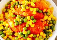 咸鲜美味茄汁鳕鱼的做法