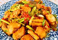 香味四溢的红烧草鱼烹饪方法