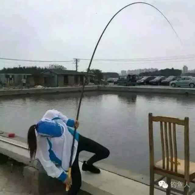 钓钓鱼无止境