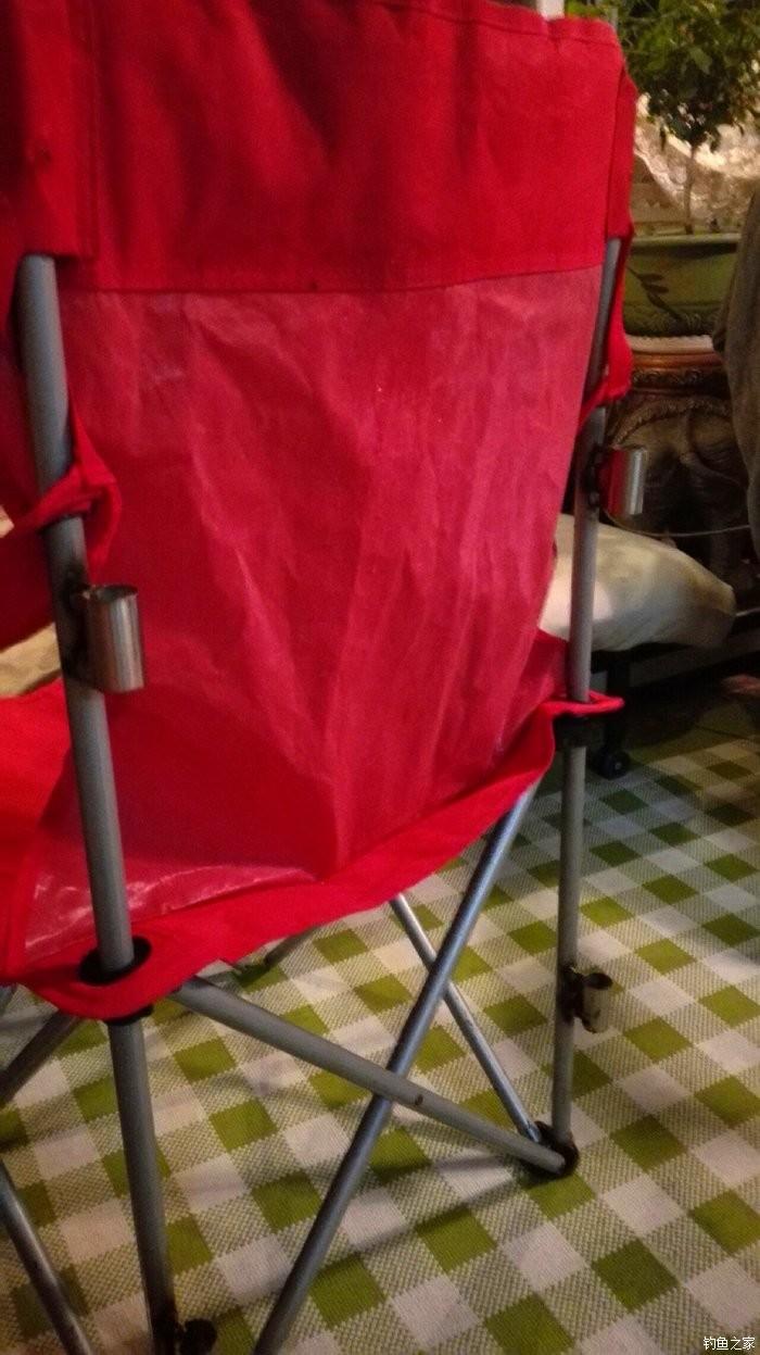我自制的钓椅--有图-@-发明创造-@-老网社区