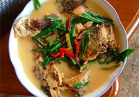 美味簡單的家庭燒鯉魚的做法
