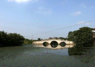 沛桥河水库