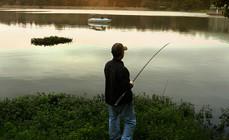 钓鱼人,你的幸福是什么呢?