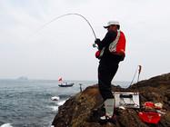 《海钓玩家》第66集 浙江嵊山的精彩掐鱼