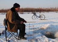 冬钓钓鱼人的误区