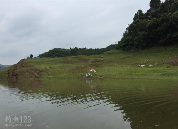 长湖水位上涨