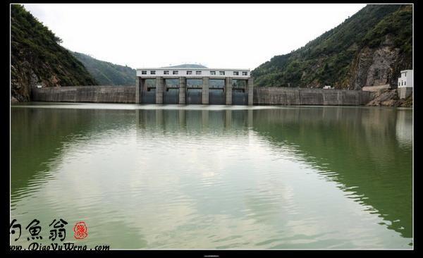 东瓜川水库