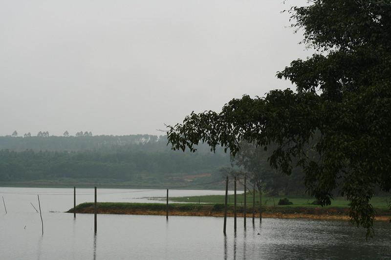高山朗水库