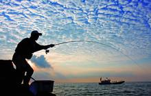 《宝岛渔很大》 20150906 四方群雄齐聚分享铁板岸抛技巧