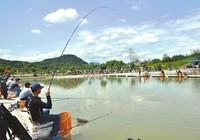 《媛来如此》地瓜讲解竞技比赛作钓猾鱼的调漂技巧