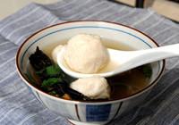美味滋补鲢鱼丸子的做法