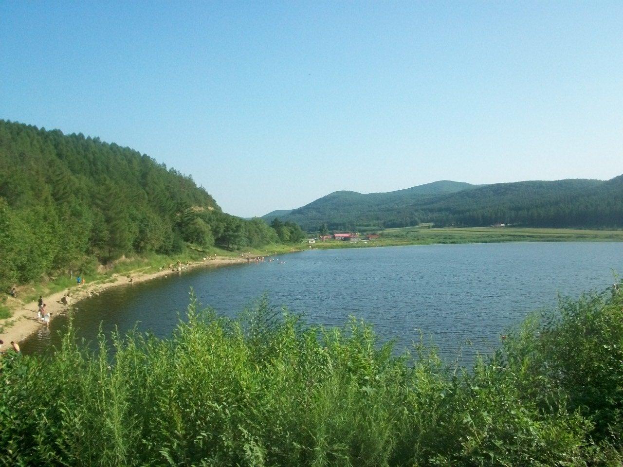 勃利种畜场水库
