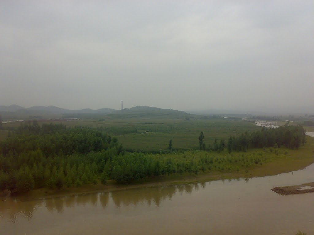 玄羊河水库