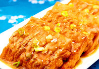 鮮嫩的帶魚燉豆腐烹飪方法