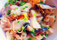 鲜美草鱼片豆腐方便面汤的做法