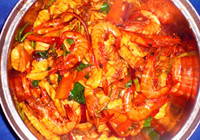 爽口干锅海鲜鱼片的做法