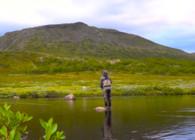 《未明之地》第15集 追光者 下 极昼之下探钓褐鳟鱼 红点鲑
