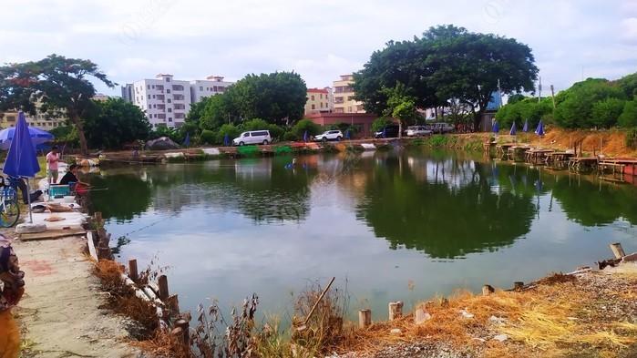 南围永盛钓鱼场