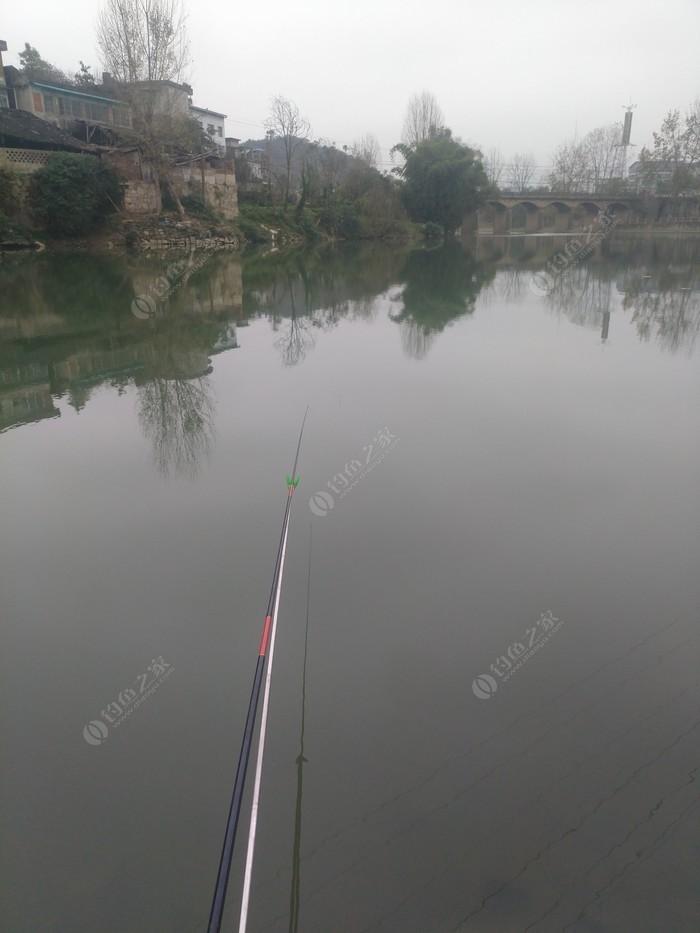 湄潭县城湄江河