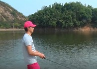《DNE去路亚》少杰衢州五步蛇钓鲈鱼