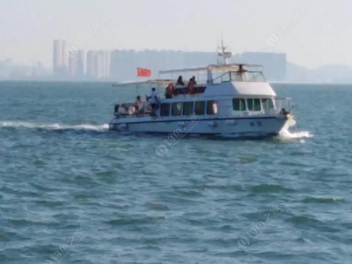 青岛后海钓场