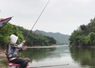 《户外老曹》钓鱼人的乐趣 在乎山水之间!