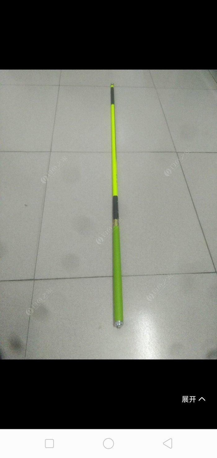 黑棍7米2的鱼竿多少钱一支