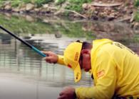 《猎青》第二季 第40集 小光独挑大罗非 失误操作难有渔获