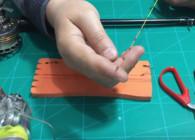 《麦子钓鱼》筏竿子线的两种连接方法