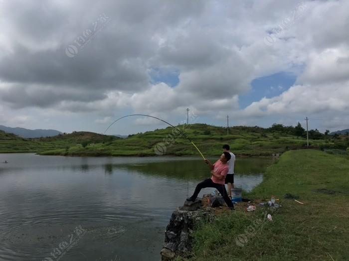 蒋家桥钓鱼山庄
