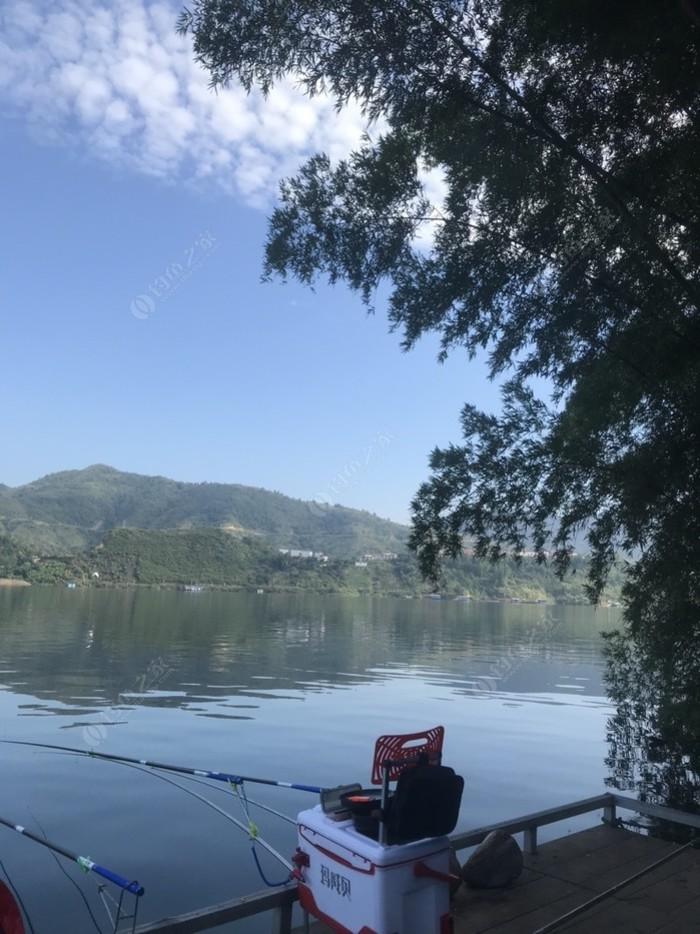 罗甸红水河云里村