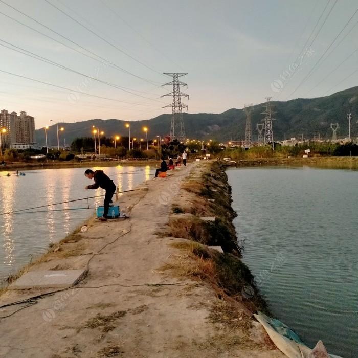 姜公竞技垂钓园