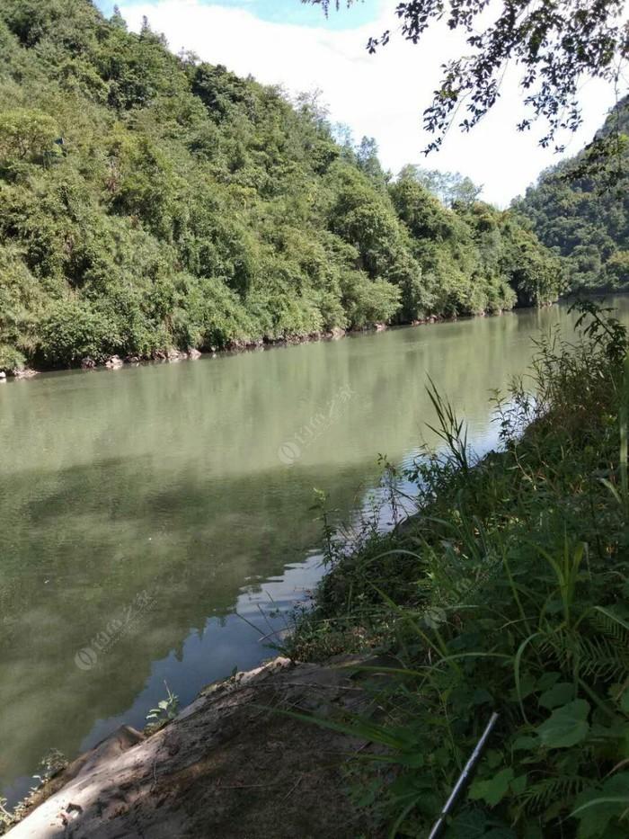 荥经河(罗家坝电站段)