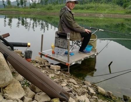 端午垂钓九龙湖,渔获到手很想哭!