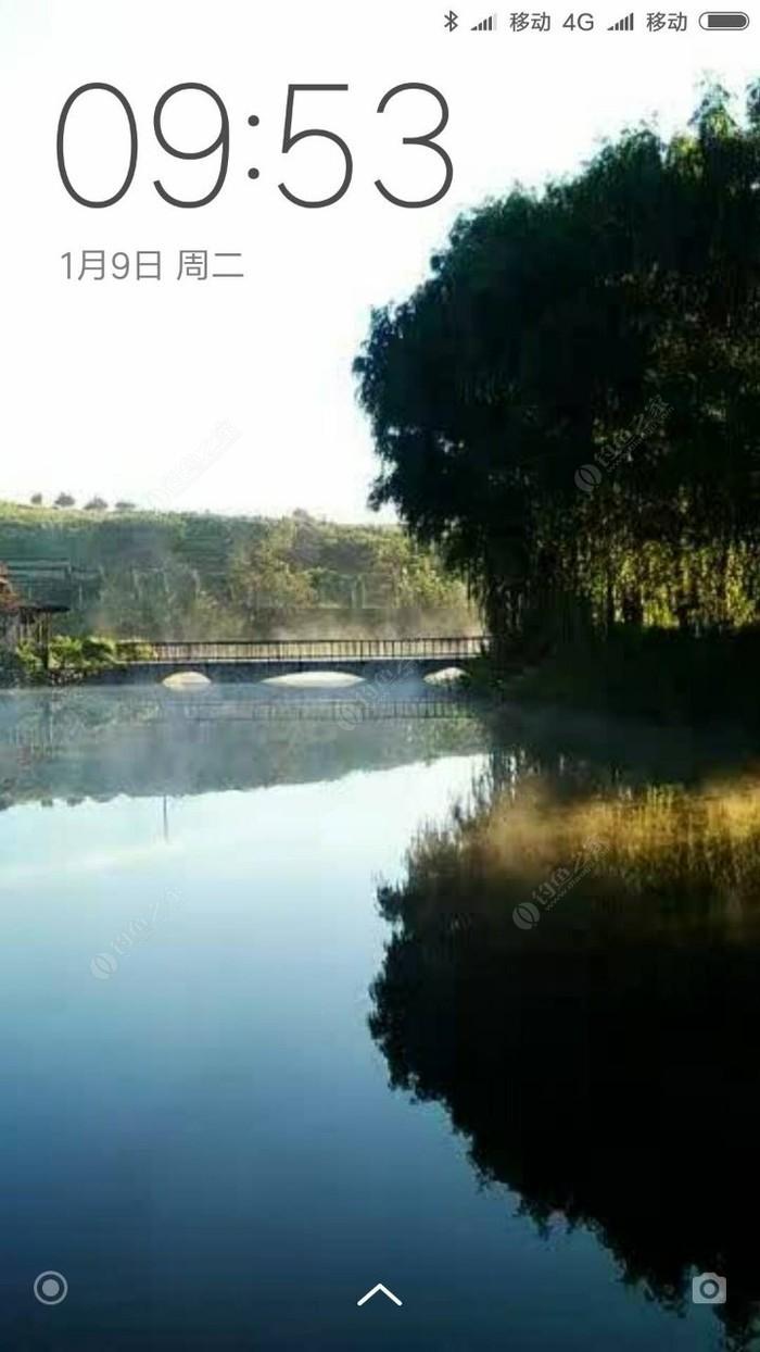 杨峪颜春水库