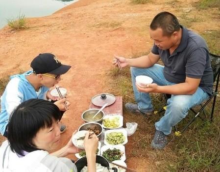 周六湘陰水庫釣魚記…享受過程才重要!