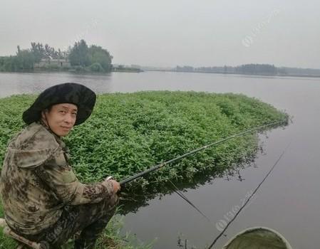 6月17號陰天戰張坡水庫【跟著師傅不參軍】