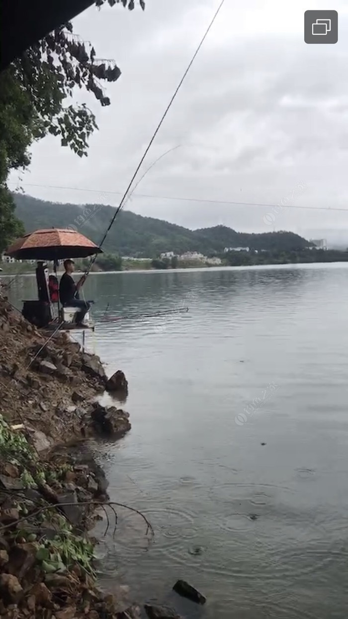 太平湖共幸库湾垂钓中心