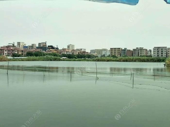 滨海钓鱼场