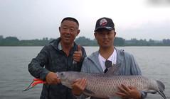 《游釣中國7》第17集 垂釣正式進入試釣時節,塔山水庫秘會奶青!