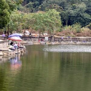 凤凰姜太公钓鱼场