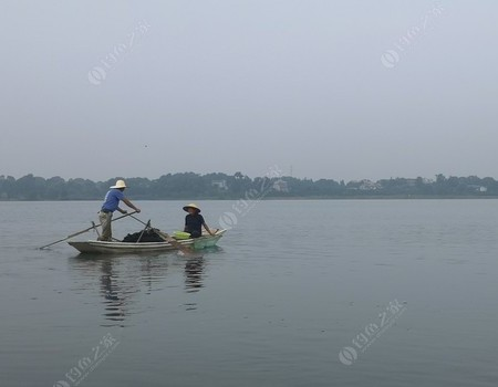 野战团头湖——兼写在钓龄一年前